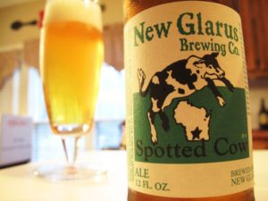 New Glarus Spotted Cow Beer